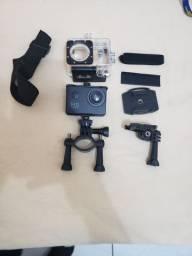 Câmera filmadora portátil