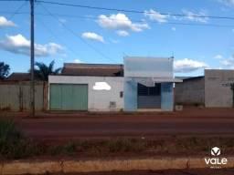 Casa à venda com 3 dormitórios em Jardim taquari (taquaralto), Palmas cod:CA0252