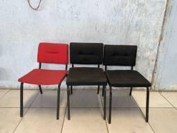 Vendo cadeiras de escritório para restauração