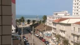 Apartamento no Forte=Com AR Cond=Frente Praia 300,00 Diária
