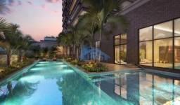 Apartamento com 5 dormitórios à venda, 410 m² por R$ 3.690.000,00 - Edifício Myrá - Baruer