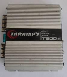 Módulo Amplificador Taramps T 200 200w rms 2 Canais 2 Ohms (Usado)