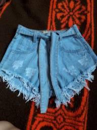 Short jeans feminino N° 34