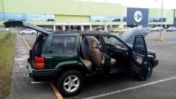 Jeep Grand Cherokee 5.9 Limited Lx 5p - 1998
