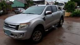 Ranger XLT 3.2 automática 4x4 Diesel 12/13 - 2013