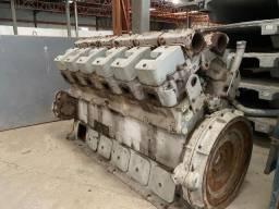 Motor para uso industrial a gás 1480 HP