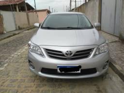 Vendo/ Troco Corolla GLI - 2014