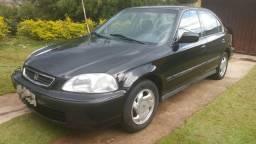Vendo ou troco maior ou menor valor Civic 98 ex 1.6 - 1998