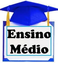 Vendo Certficado do Ensino Médio