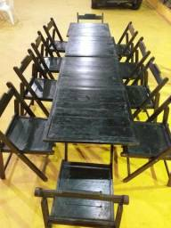 Vendo mesas de madeiras
