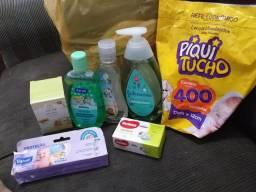 Kit higiênico baby + Kit Lanchinho