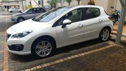 Peugeot 308 1.6 16/16 Lindo!!! Teto Panoramico. IPVA 2020 Pago. Revisado - 2016