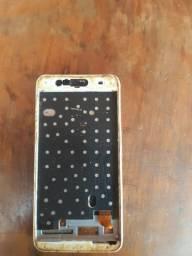 Celular Asus sem a tela, inpeção digital, bateria embutida
