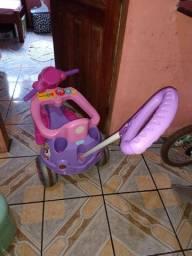 Triciclo da calesita