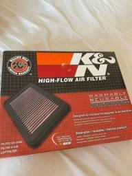 Filtro K&N ninja 250 e 300