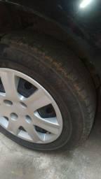 Troco rodas 14 originais Peugeot, Renault, Citroen por rodas alumínio 16