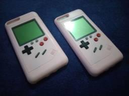 Capa para iPhone 8 Plus e 7 Plus com 26 Jogos