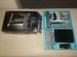 Console Nitendo Wii black original