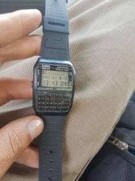 Relógio Cássio relíquia