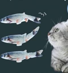 Peixe elétrico para gatos