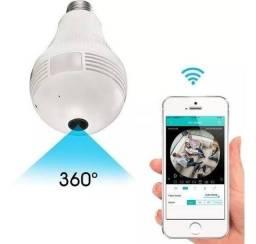 Lâmpada câmera 360