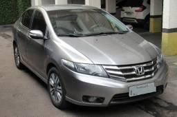 Honda CITY 2014 1.5 Automático EX (modelo mais completo) com revisões 2o dono