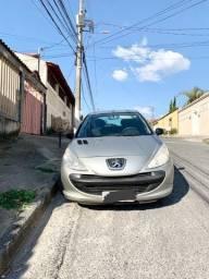 Peugeot 207 1.4 8v 2010/2011 flex