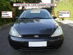 Título do anúncio: Ford Focus Hatch Gl 1.6 8v Completo c/couro