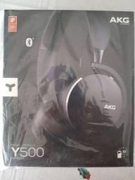Fone Bluetooth AKG Y500 LACraDO!.