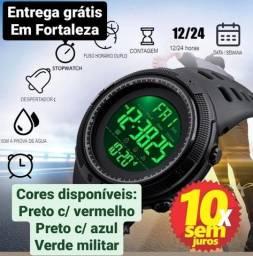 Título do anúncio: Relógio Esportivo Skmei Digital Prova D'água. Entrega Grátis.