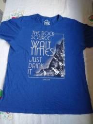 Título do anúncio: Camisa azul tamanho G