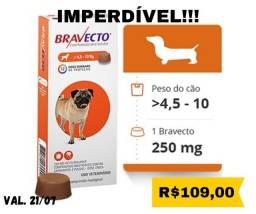 IMPERDÍVEL!!! Bravector  4,5 - 10