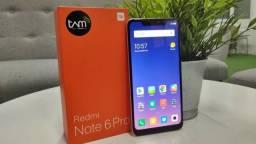 Smartphone Xiaomi Redmi Note 6 Pro 64GB 4GB Ram Preto