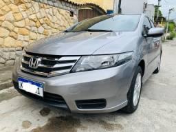 Título do anúncio: Vendo Honda City LX 2013 Automático