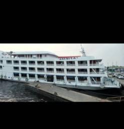 Grande Ferry Boat. Entrada mais parcelas