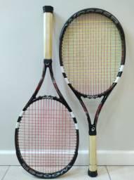 Par de Raquetes de Tênis Babolat Vs Control
