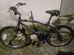 bike Caloi em perfeito estado