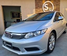 HONDA CIVIC 2012/2012 1.8 LXS 16V FLEX 4P AUTOMÁTICO