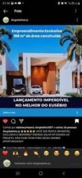 Casa de alto padrao no Eusébio, Residencial fechado3 suítes  #ce11