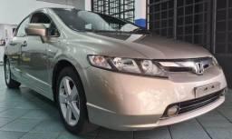 Civic LXS 1.8 2008 Flex - Automático