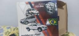 Moldura para som Fiat 2din