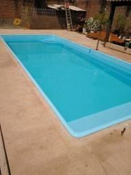 Título do anúncio: acquatermas piscinas 15 anos de garantia e em ate 18x