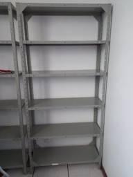 Título do anúncio: 3 estantes/prateleiras
