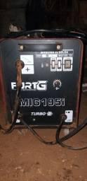 Soldador MIG 195i