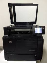 Impressora laser Jet Pro 400 MFP