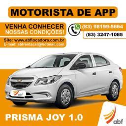 Aluguel de veículos para motoristas de aplicativo