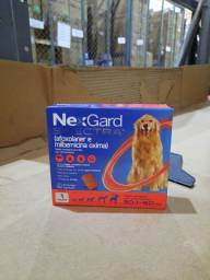 Antipulgas e Carrapatos Nex Gard Spectra (GG) para Cães de 30,1 a 60kg - 1 Tablete