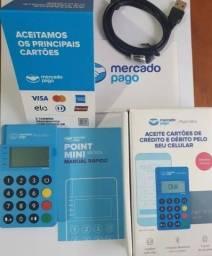 Título do anúncio: Maquininha Point Mini NFC