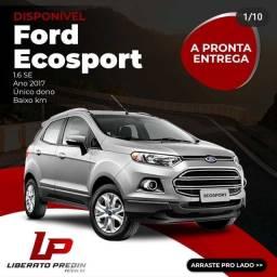 Título do anúncio: Ford EcoSport SE