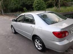 Título do anúncio: Corolla 2006 manual gnv
